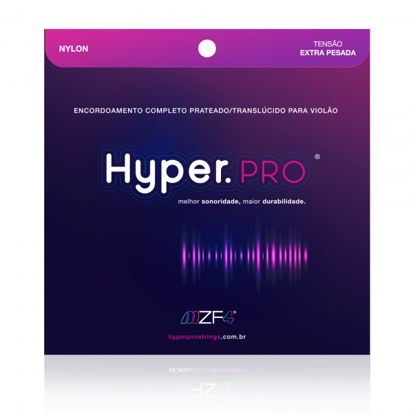 Hyper.PRO Nylon Extra-Pesada Full
