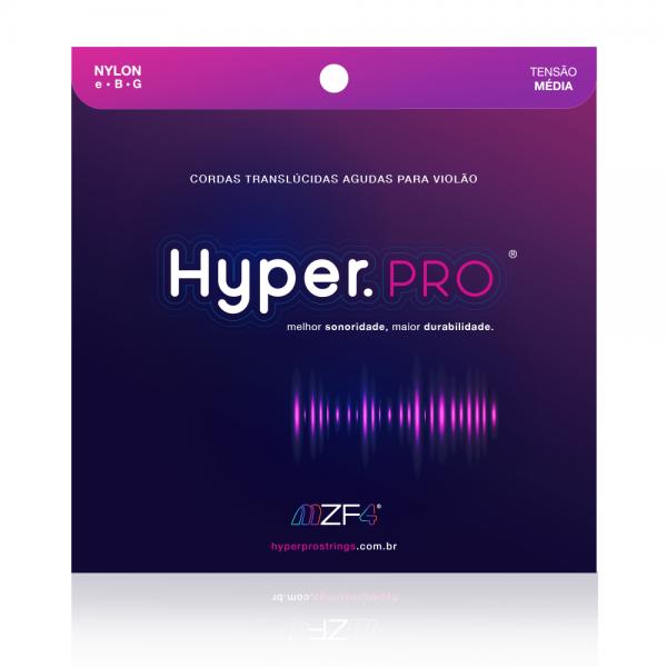 Hyper.PRO Nylon Média Treble